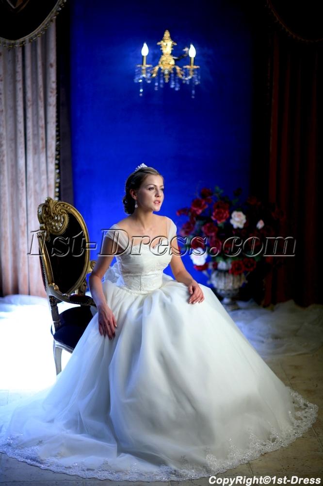 images/201307/big/Ivory-Straps-Princess-Ball-Gown-Wedding-Dress-2389-b-1-1374575243.jpg