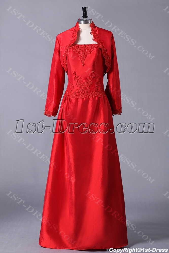images/201307/big/Red-Plus-Size-Mother-of-Groom-Gown-with-Jacket-for-Winter-2416-b-1-1374664345.jpg