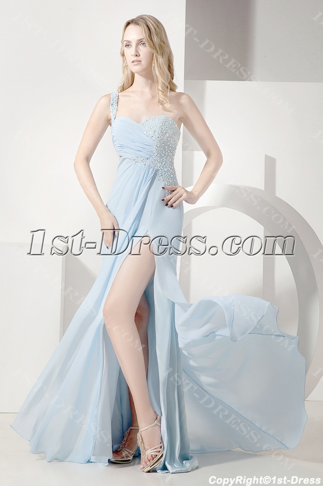 5508d5ffd2b3 prev; next. Specifications. Product Name: Sky Blue Sexy Evening Dress for  Summer. ltem Code: xl002280. Category: Evening Dresses>2012 Evening Dresses