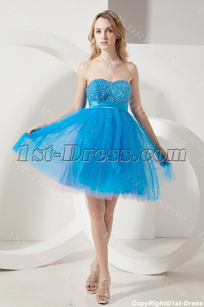 images/201307/big/Teal-Blue-Empire-Sweet-16-Dresses-for-Large-Size-2348-b-1-1374350237.jpg
