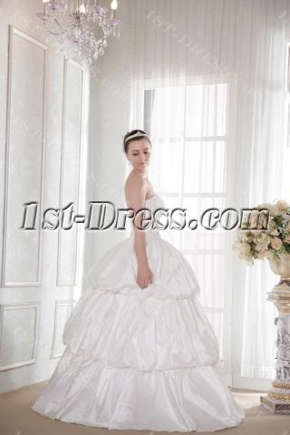Cheap Long Plus Size Sweet Sixteen Dress