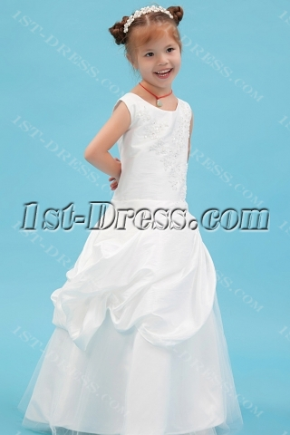 Formal First Communion Dresses Ball Gown