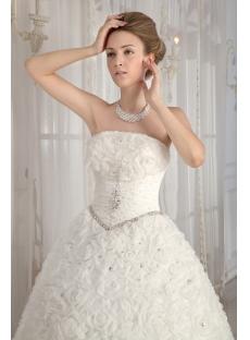 Basque Wedding Dresses 46