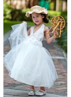 casual flower girl dresses for beach wedding | Gommap Blog