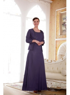 Modest Mother of the Bride Dresses for Plus Size Women