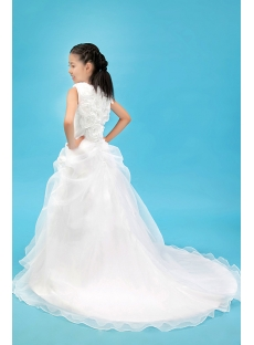 mini wedding dress for flower girl mini bridal gowns for flower with 1st 5925