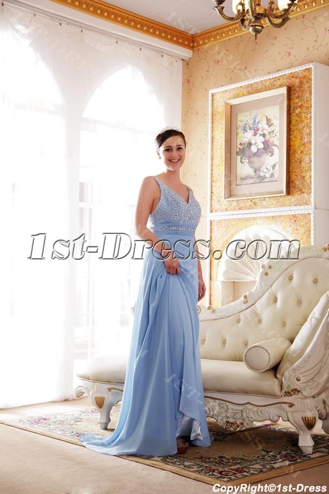 images/201308/big/Blue-Beaded-Straps-Plus-Size-Evening-Dress-2536-b-1-1375457865.jpg