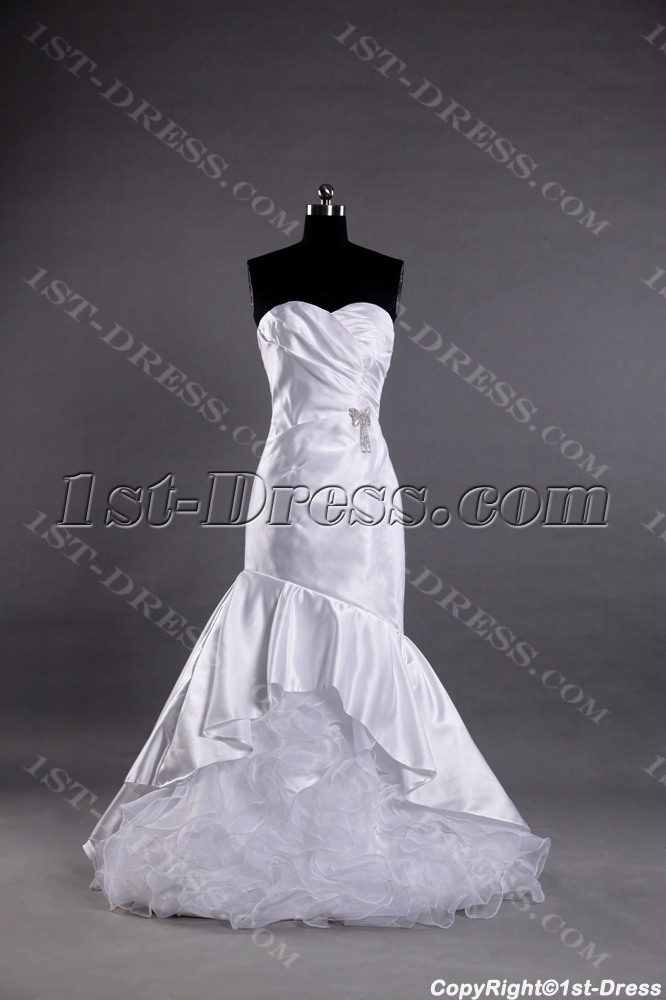 images/201308/big/Cheap-Sheath-Casual-Bridal-Gown-with-Sweetheart-2503-b-1-1375352645.jpg