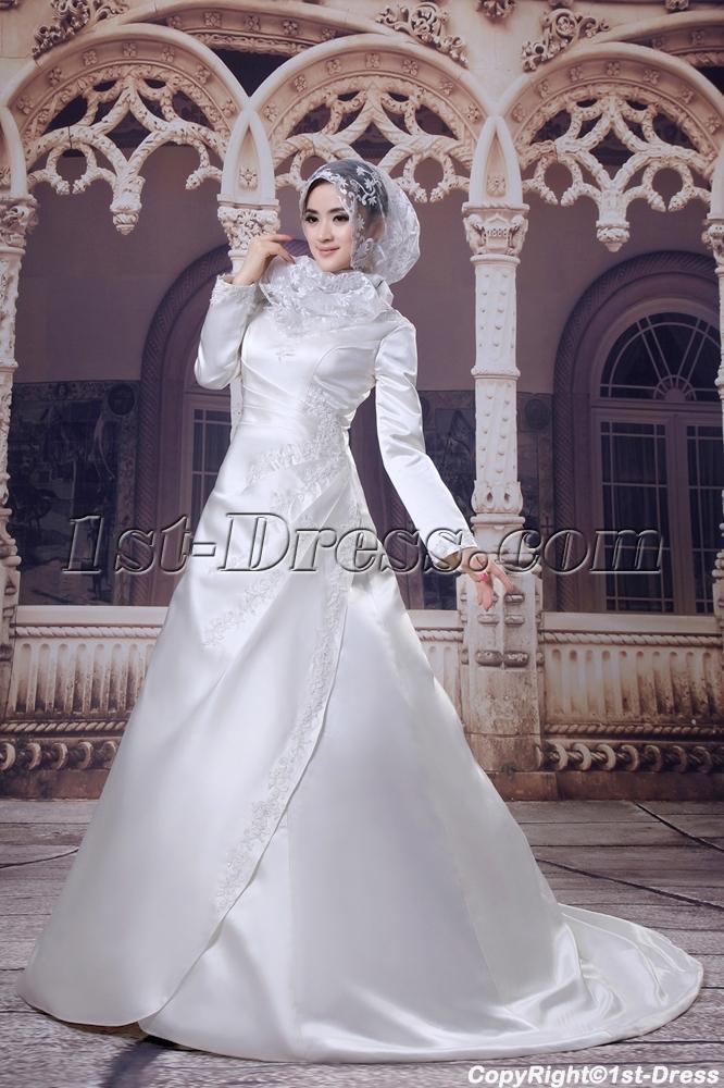images/201308/big/Elegant-Satin-A-line-Muslim-Bridal-Gown-2667-b-1-1376059662.jpg