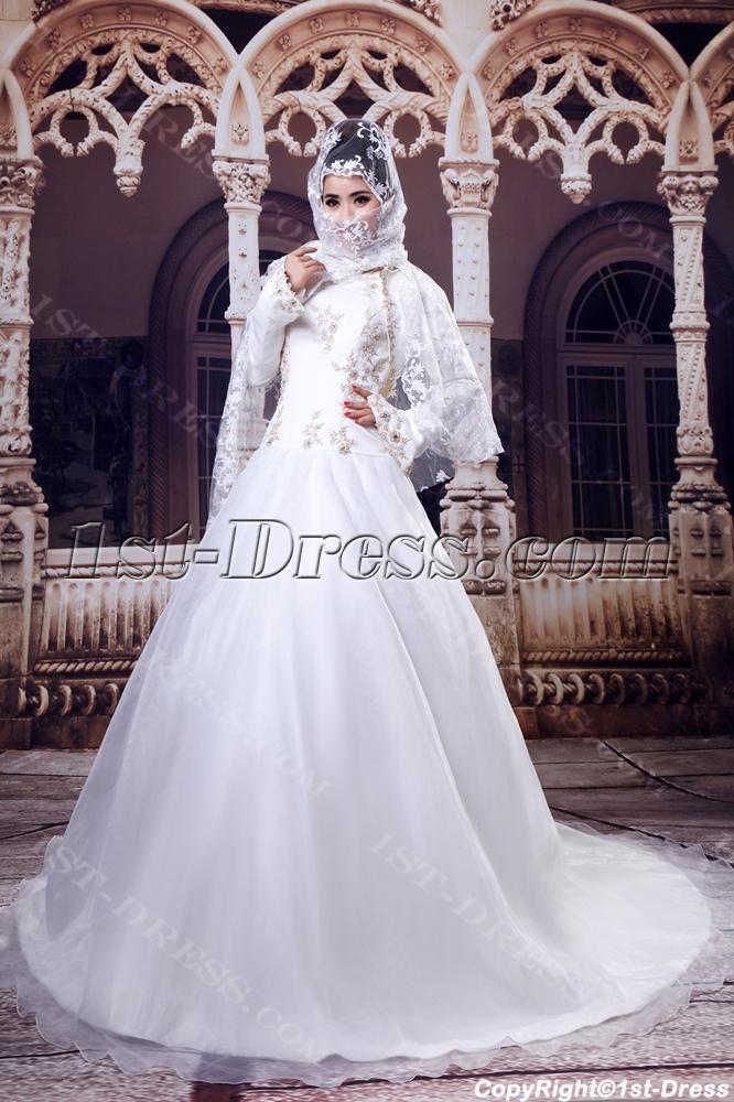 images/201308/big/Ivory-Winter-Hijab-Wedding-Dress-with-Long-Sleeves-2659-b-1-1376055115.jpg