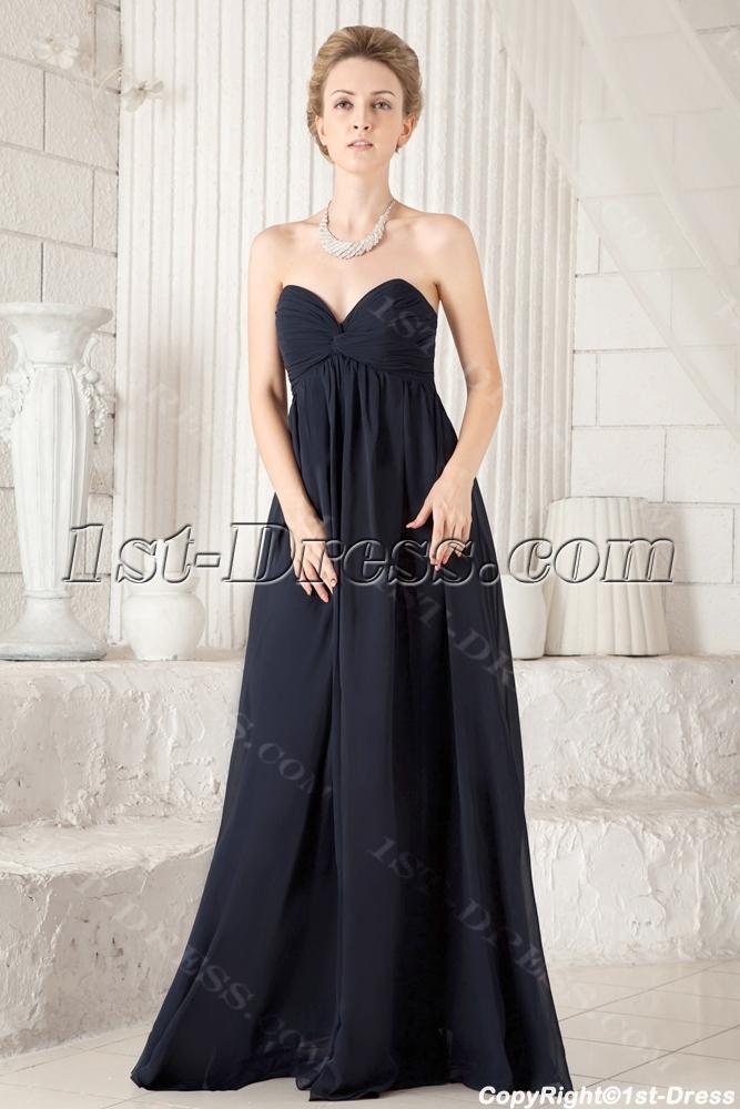 images/201308/big/Navy-Blue-Chiffon-Sweetheart-Maternity-Prom-Dress-2761-b-1-1377871090.jpg
