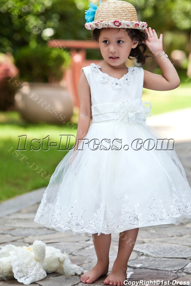 32421ba963d prev  next. Specifications. Product Name  Ostrich Feather Luxury Flower  Girl Dress Ball Gown