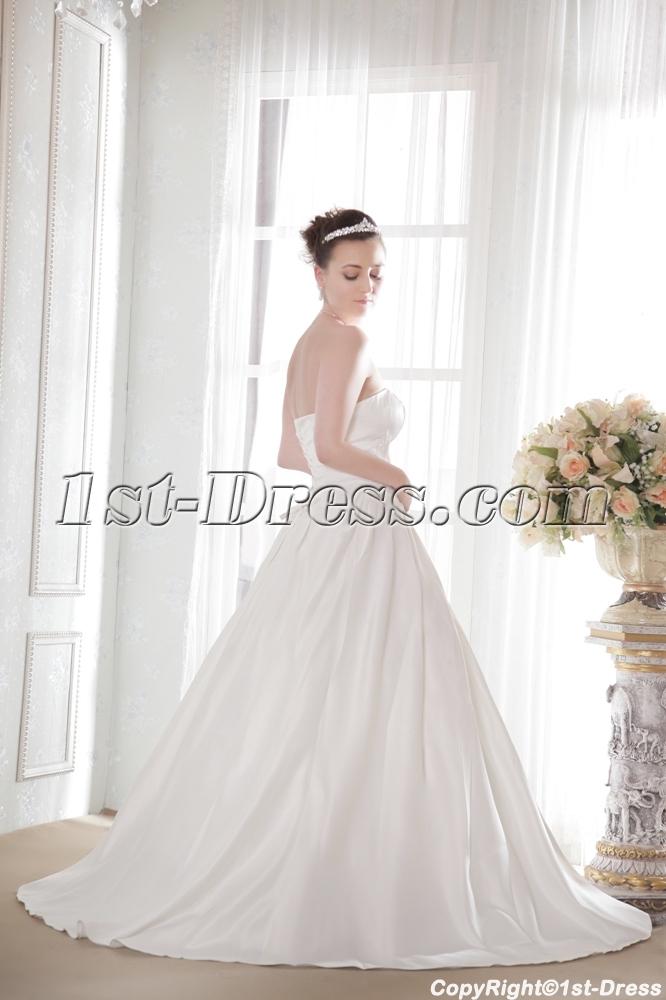 images/201308/big/Simple-Discount-Bridal-Gown-under-150-2527-b-1-1375438071.jpg