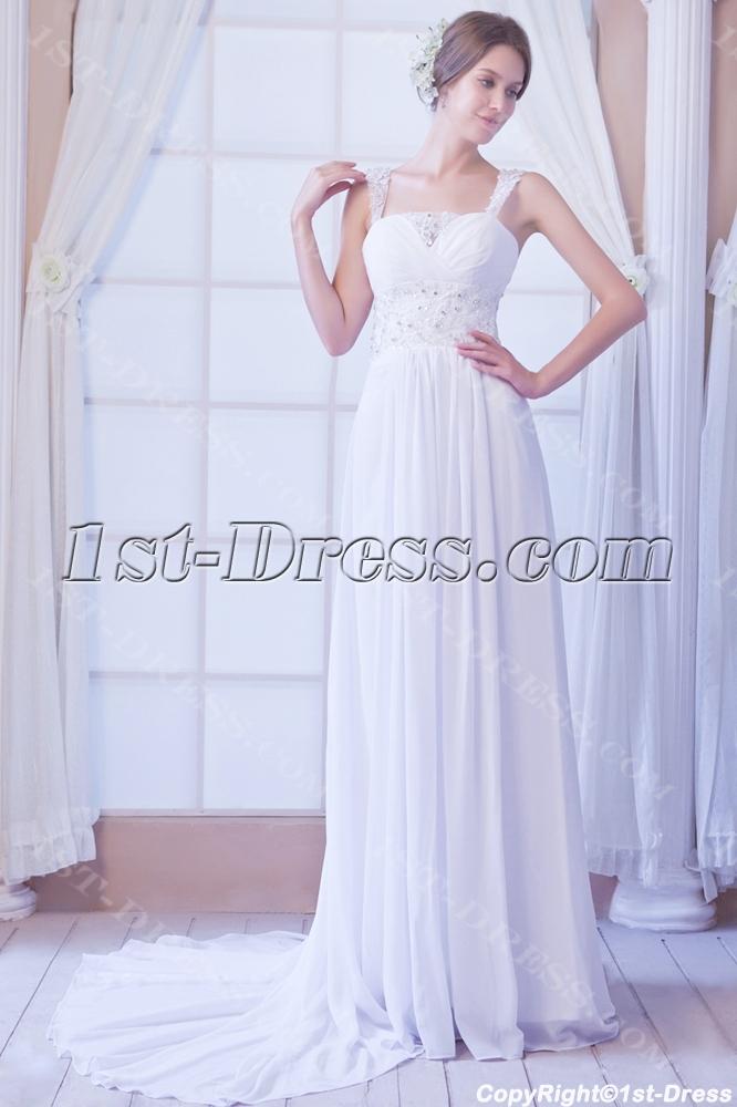images/201308/big/Sweet-Chiffon-Fall-Wedding-Dress-Beach-2690-b-1-1376319097.jpg