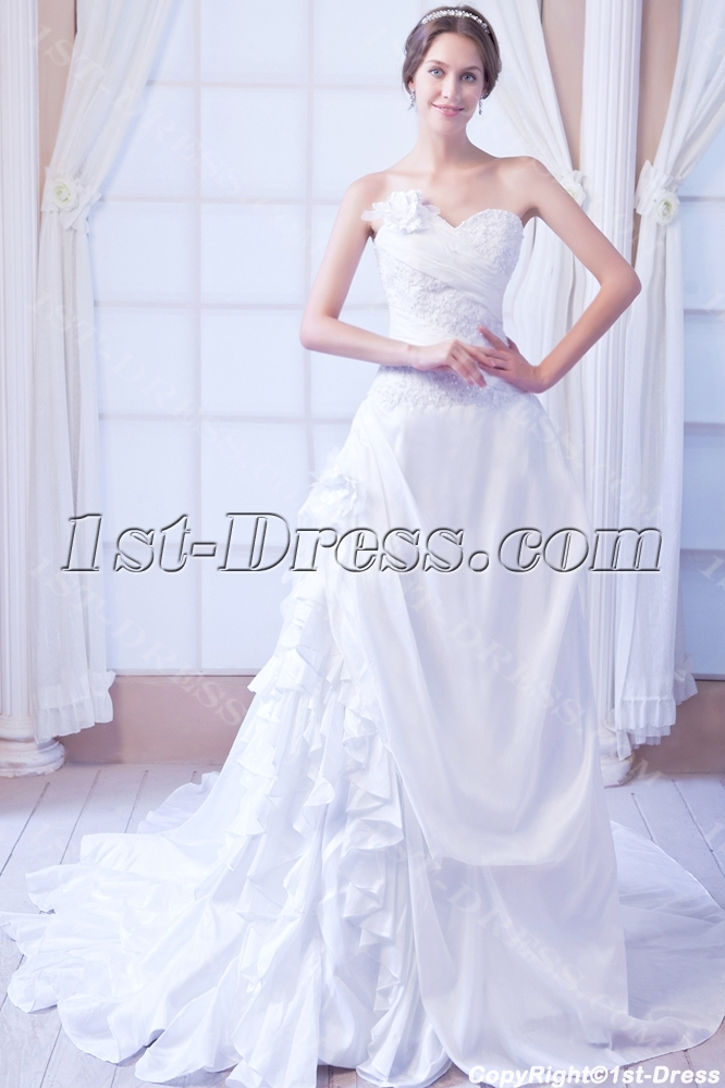 images/201308/big/White-Taffeta-Affordable-Bridal-Gowns-for-Spring-2686-b-1-1376316093.jpg