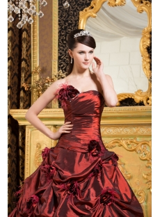 0e018c6dc91 Burgundy Ostrich Feather Quinceanera Dresses 2013  1st-dress.com