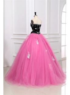 Colorful Unique Masquerade Ball Gown Dress 1st Dress Com