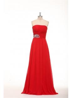 Elegant Red Long Plus Size Cocktail Dresses under $200