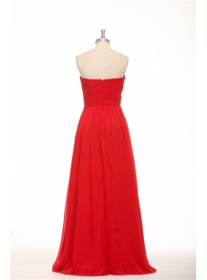 Elegant Red Long Plus Size Cocktail Dresses under $200