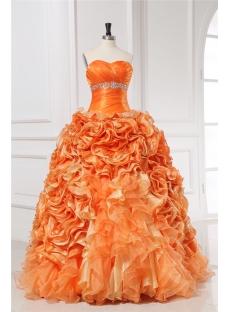 Luxury 2014 Orange County Quinceanera Dresses