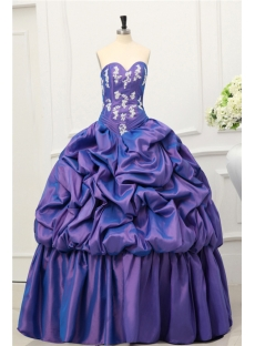 Purple Best Quinceanera Dresses in Houston