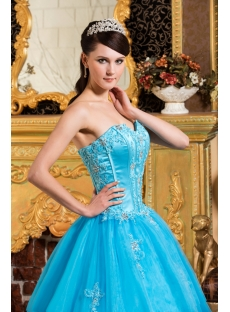 Traditional Turquoise Blue Cheap Bat Mitzvah Dresses