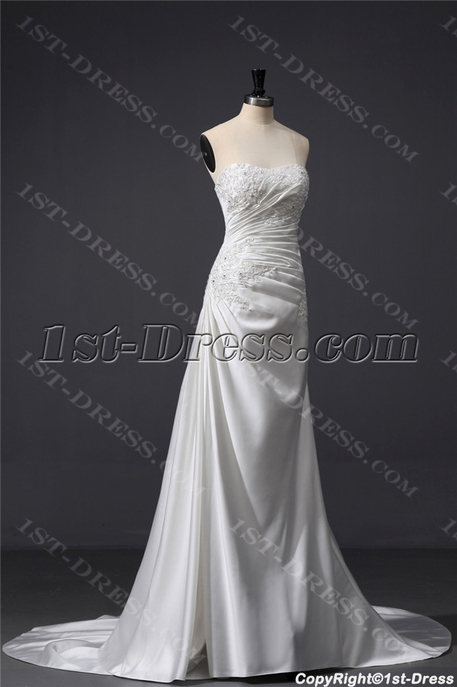 images/201309/big/Chic-Satin-Column-Wedding-Dress-with-Shawl-3123-b-1-1380547299.jpg