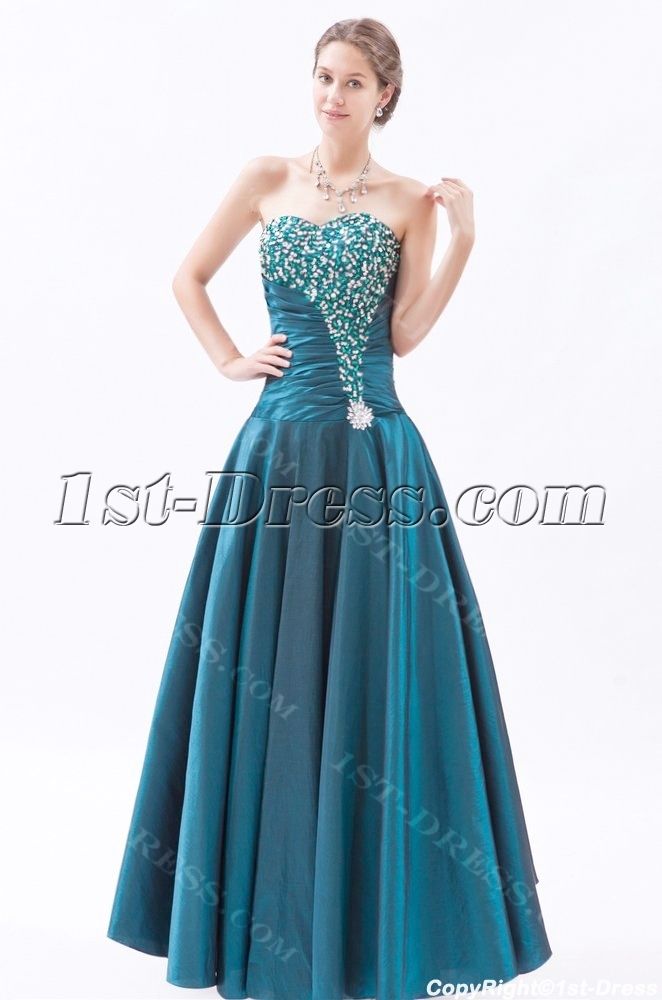 images/201309/big/Glamorous-Long-Taffeta-Sweetheart-Hunter-Green-Affordable-Quinceanera-Gown-2969-b-1-1379085647.jpg