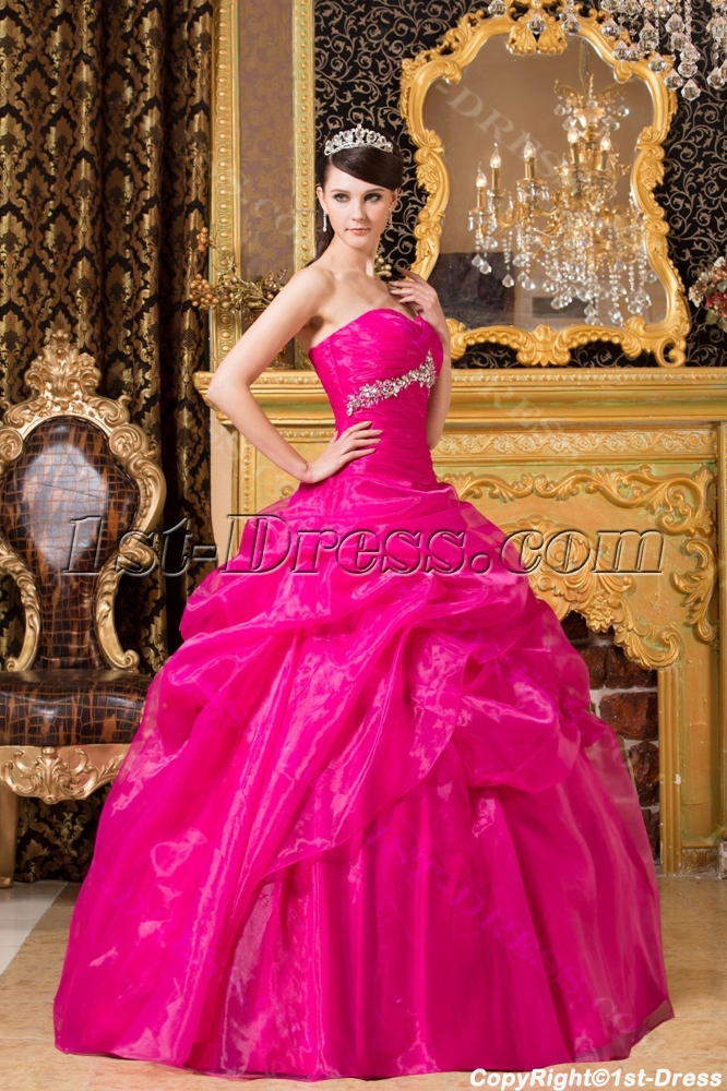 images/201309/big/Hot-Pink-Organza-Pretty-Quinceanera-Dress-with-Sweetheart-2818-b-1-1378302779.jpg