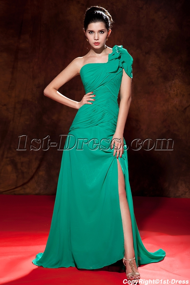 images/201309/big/Hunter-Green-Long-Chiffon-Slit-One-Shoulder-Evening-Dresses-2897-b-1-1378821353.jpg