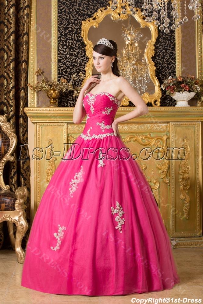 Home gt quinceanera dresses gt pretty quinceanera dress gt modern fuchsia