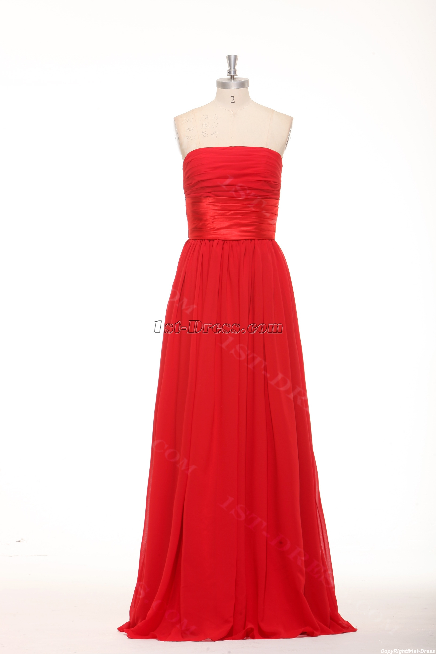 d397821c4eb Plus Size Formal Dresses Red - Data Dynamic AG