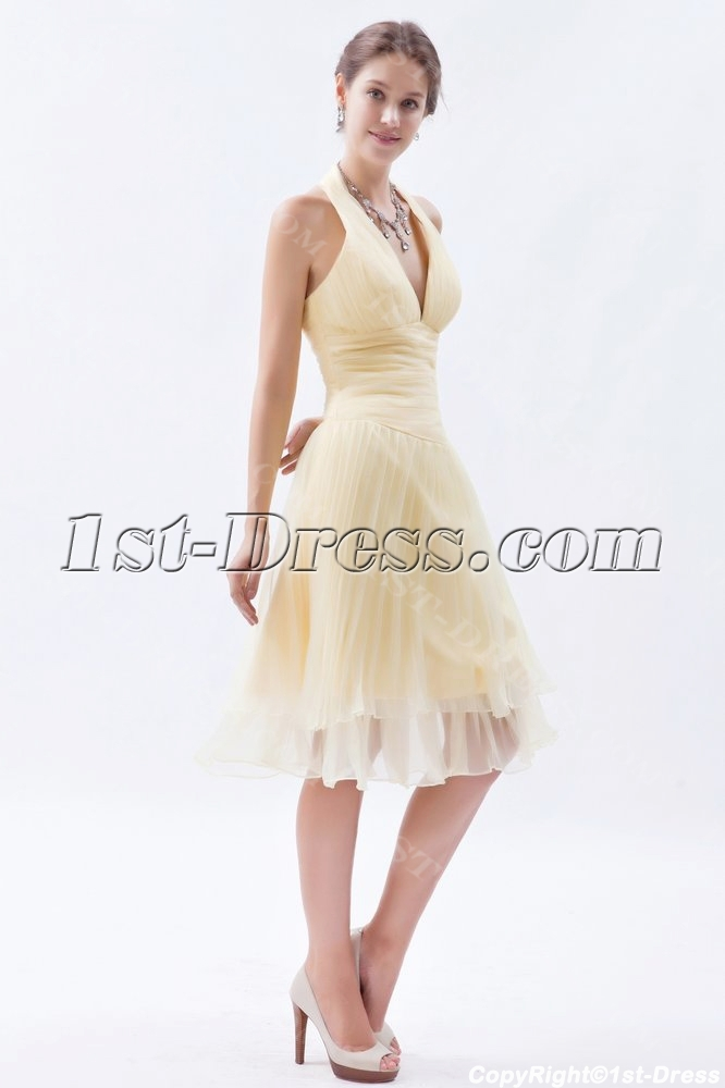 images/201309/big/Stunning-A-line-Yellow-Halter-Pleat-Bridesmaid-Dress-for-Beach-2950-b-1-1378994082.jpg