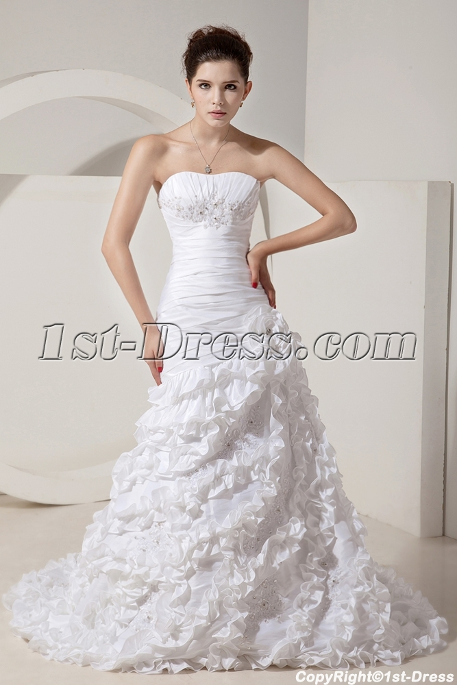 images/201309/big/White-Sweetheart-Fit-and-Ruffle-2012-Wedding-Gown-2872-b-1-1378730956.jpg