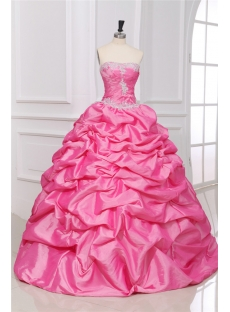 2013 Pink Quinceanera Dresses from Mexico