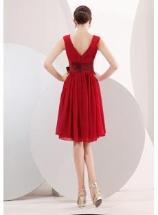 images/201310/small/Burgundy-Chiffon-Short-Modest-Ribbon-Bridesmaid-Dress-3194-s-1-1382020221.jpg