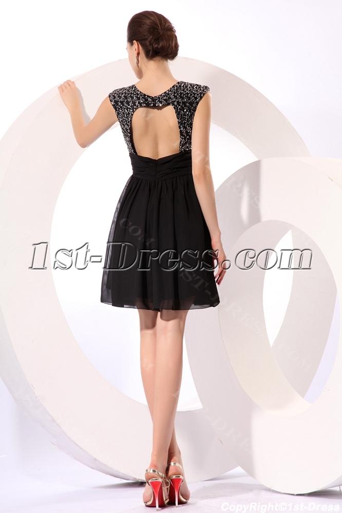 images/201310/big/Charming-Black-Caps-Sleeves-Short-Little-Black-Dress-with-Keyhole-3280-b-1-1383050017.jpg