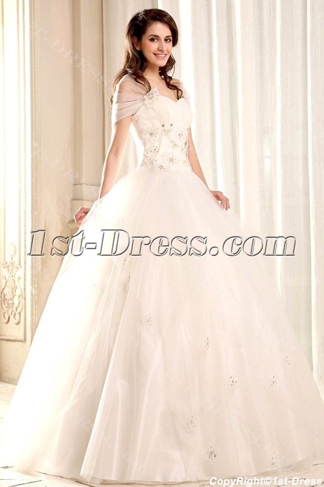 Enchanting Off Shoulder Tulle Princess Quince Dresses 1st
