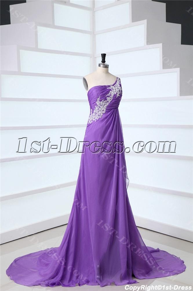 images/201310/big/Lavender-One-Shoulder-Maternity-Empire-Prom-Dresses-3167-b-1-1381505662.jpg
