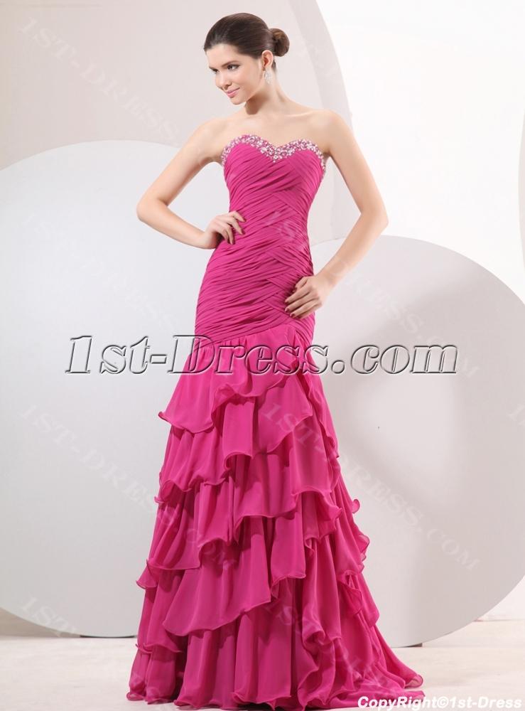 images/201310/big/Pretty-Pink-Mermaid-Evening-Party-Dress-3197-b-1-1382110460.jpg