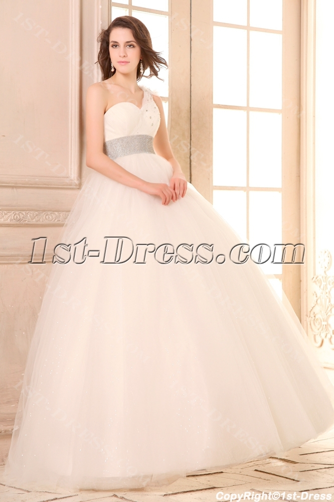 images/201310/big/Puffy-Pretty-Tulle-Quinceanera-Dress-with-One-Shoulder-3309-b-1-1383216251.jpg