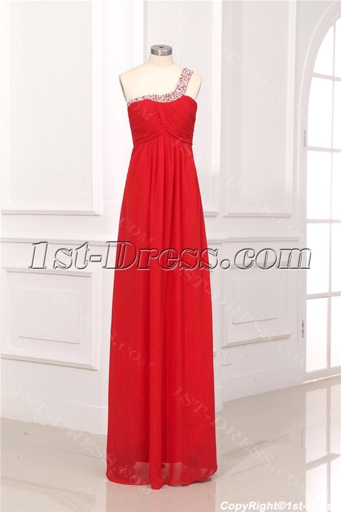 images/201310/big/Red-One-Shoulder-Keyhole-Maternity-Prom-Dresses-3173-b-1-1381830706.jpg