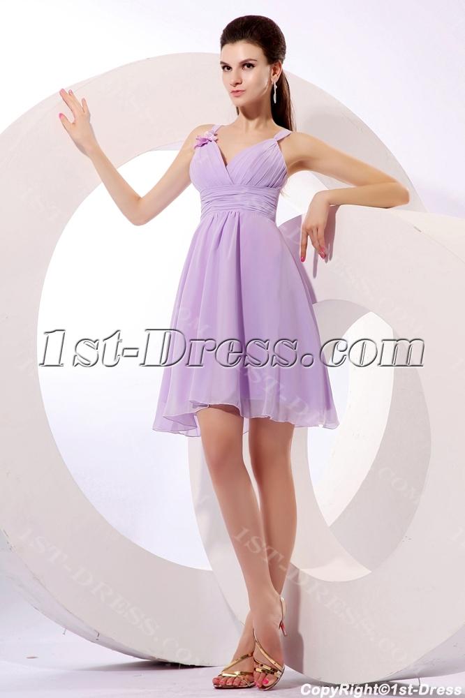 Short Formal Dresses for Summer Wedding
