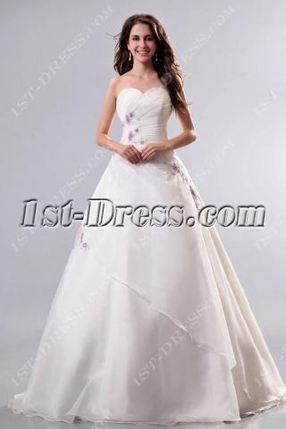 Pretty Sweetheart 2014 Quinceanera Dress