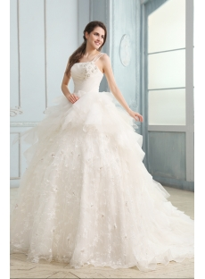 Graceful Cinderella 2013 Bridal Gowns