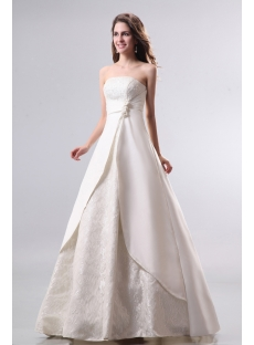 Ivory Strapless Quinceanera Dresses Cheap