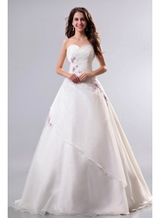 Pretty Sweetheart 2014 Quinceanera Dress