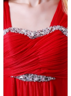 Red Straps Plus Size Graduation Dresses for 8th Grade Girls ...