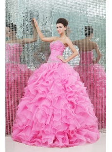 Romantic 2014 vestidos de quinceanera with Sweetheart