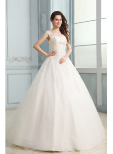 images/201311/small/Scoop-Modest-Wedding-Dress-with-Cap-Sleeves-3328-s-1-1383316437.jpg